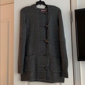 Vineyard Vines Toggle, Hooded Sweater Coat Sz S